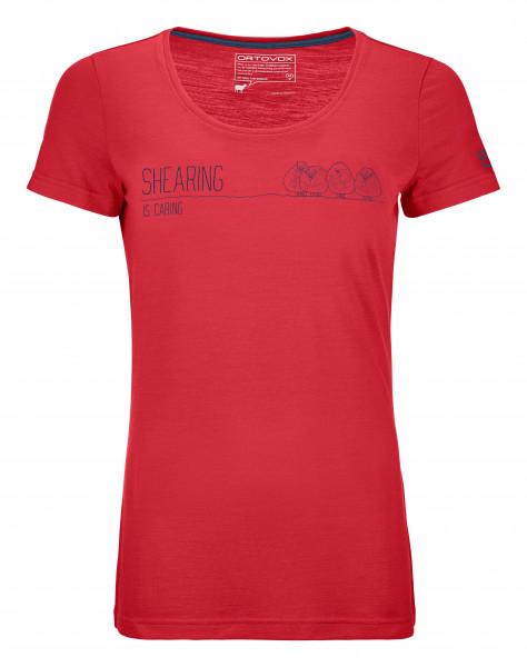 150 Cool Shearing T-Shirt W