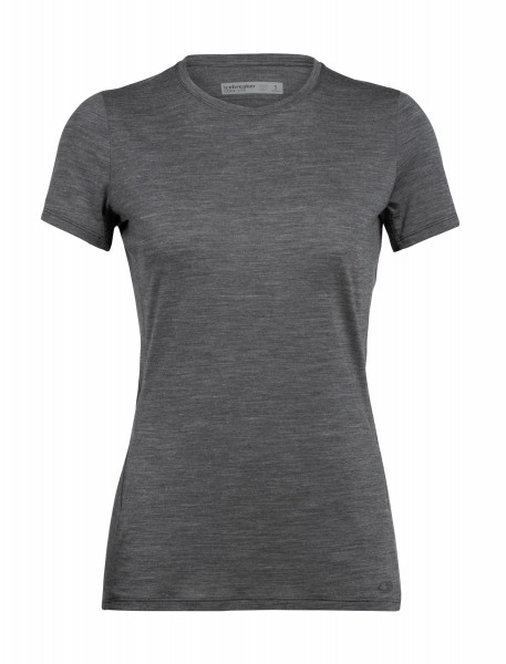 COOL-LITE™ AMPLIFY SHORT SLEEVE LOW CREWE DAMEN