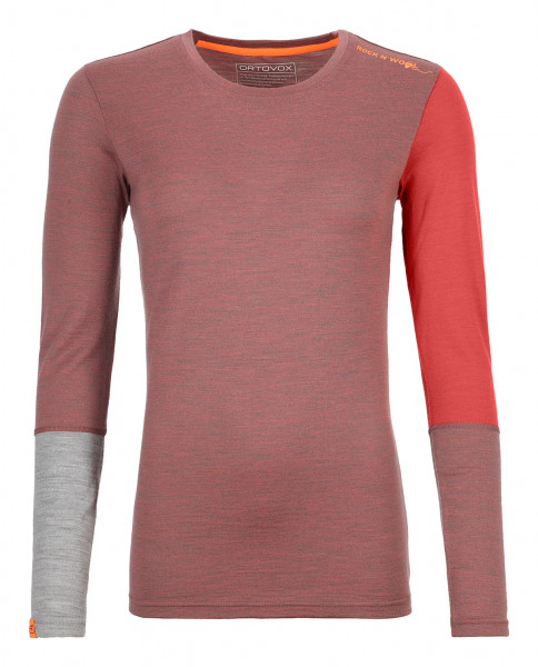 185 ROCK'N'WOOL LONG SLEEVE W
