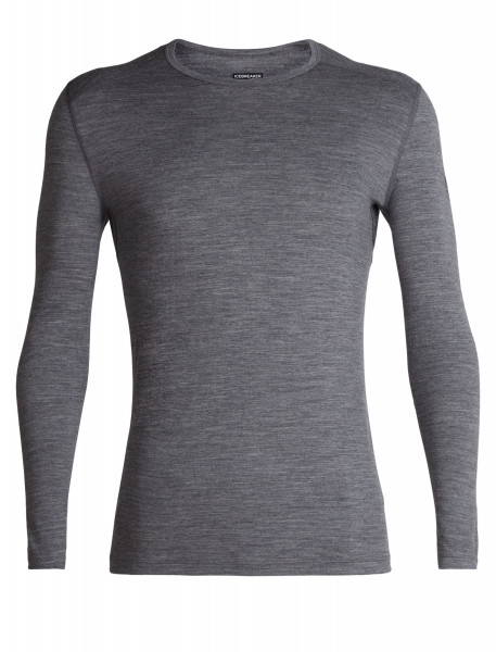 200 Oasis Long Sleeve Crewe Herren