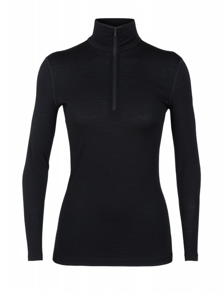 MERINO 200 OASIS LONG SLEEVE HALF ZIP DAMEN