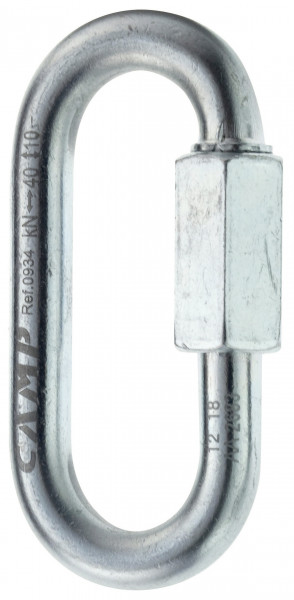 OVAL QUICK LINK STEEL 8mm