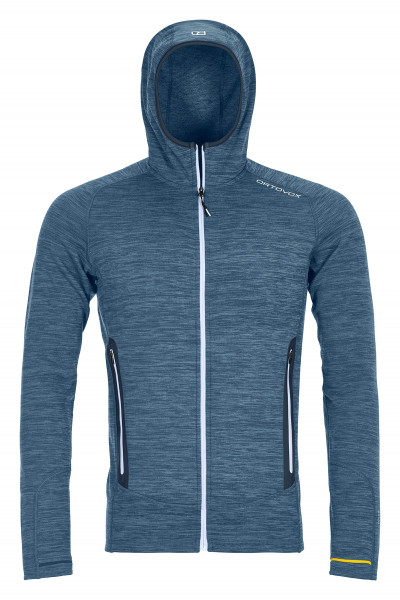 FLEECE LIGHT MELANGE HOODY M