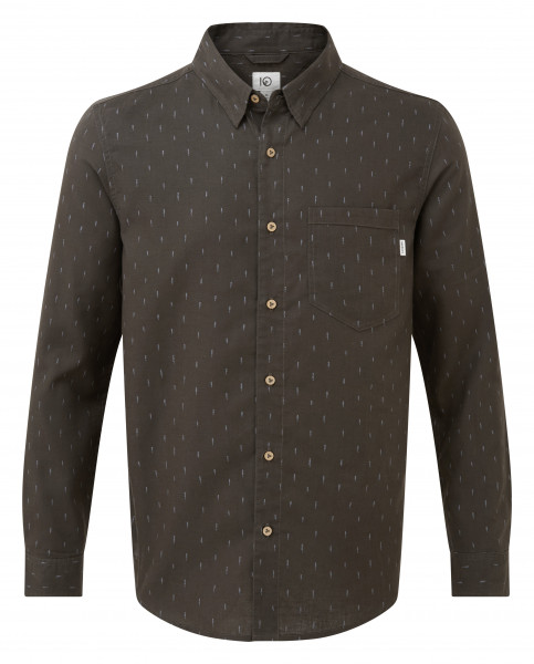 M Moncos Button Up LS