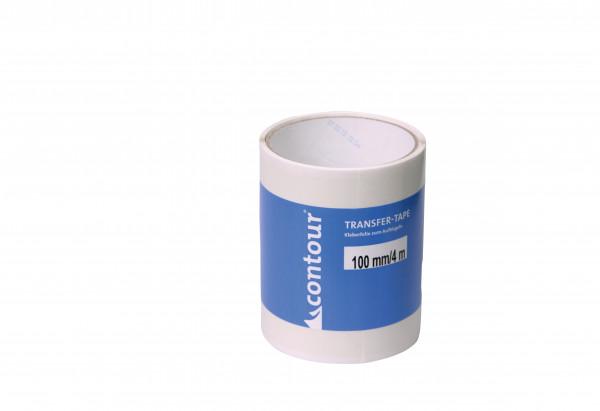 transfer-tape Kleberfolie / 4 m Rolle
